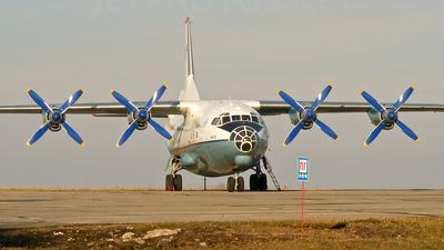 UR-CBF - Antonov An-12A - Aerovis Airlines