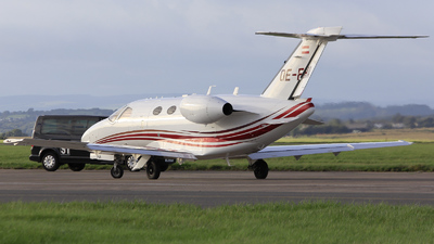 OE-FHA - Cessna 510 Citation Mustang - Globe Air