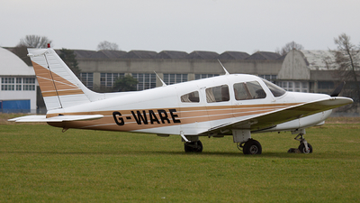 A picture of GWARE - Piper PA28161 - [288416080] - © hjcurtis
