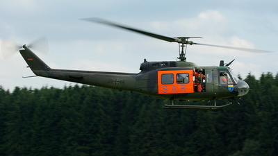 71-44 - Bell UH-1D Iroquois - Germany - Air Force
