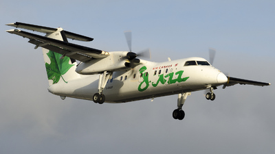 C-GABF - Bombardier Dash 8-102 - Air Canada Jazz