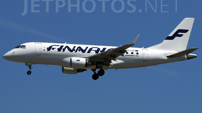 OH-LEI - Embraer 170-100STD - Finnair