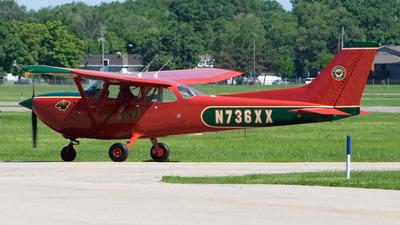 N736XX - Cessna 172K Skyhawk - Private