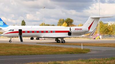 N944H - Gulfstream G550 - Private