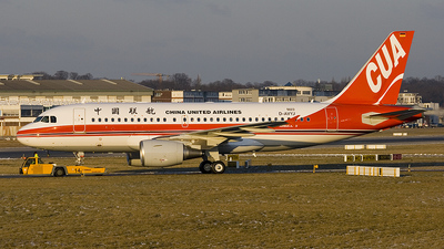 D-AVYJ - Airbus A319-115 - China United Airlines