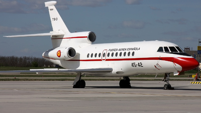 T.18-3 - Dassault Falcon 900B - Spain - Air Force