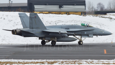 HN-404 - McDonnell Douglas F-18C Hornet - Finland - Air Force