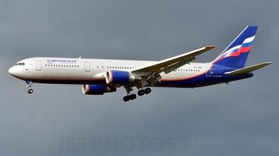VP-BDI - Boeing 767-38A(ER) - Aeroflot