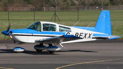 A picture of GBFXX - GUlfstream AA5B Tiger - [AA5B0917] - © Daniel Nicholson