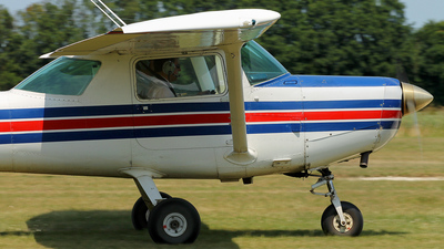 A picture of GMASS - Cessna 152 - [15281605] - © Daniel Nicholson