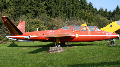 MT-31 - Fouga CM-170 Magister - Belgium - Air Force