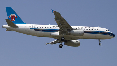 F-WWDS - Airbus A320-232 - China Southern Airlines