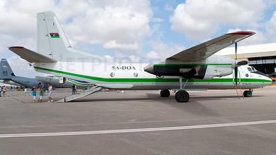 5A-DOA - Antonov An-26B - Libyan Air Cargo