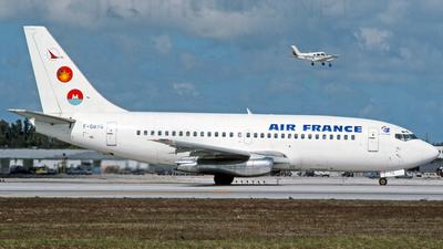 Boeing 737-228(Adv) - Air France