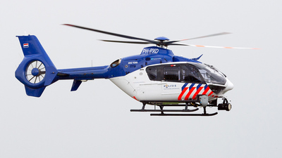 PH-PXD - Eurocopter EC 135P2+ - Netherlands - Police