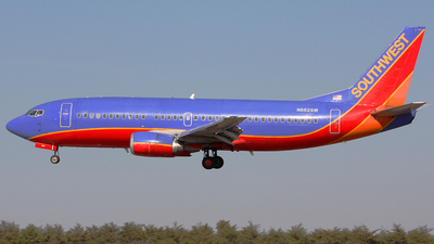 N662SW - Boeing 737-3Q8 - Southwest Airlines