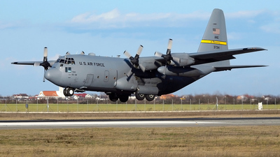 93-7314 - Lockheed C-130H Hercules - United States - US Air Force (USAF)