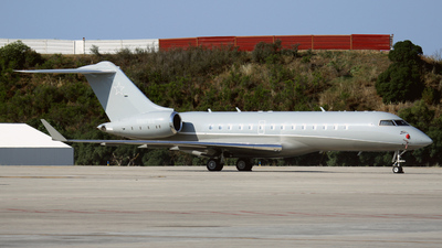 N887WS - Bombardier BD-700-1A10 Global Express - Private
