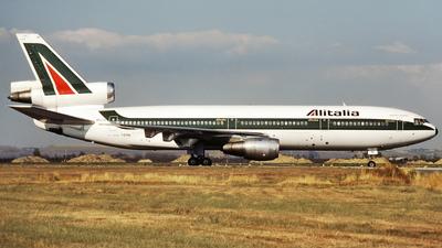 I-DYNI - McDonnell Douglas DC-10-30 - Alitalia