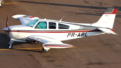 PR-ARL - Beechcraft F33A Bonanza - Private