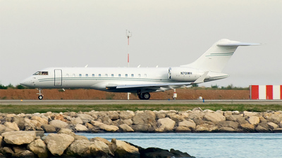 N701WH - Bombardier BD-700-1A10 Global Express - Private