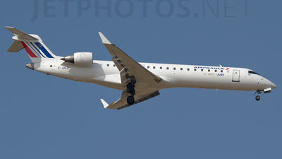 F-GRZI - Bombardier CRJ-701 - Air France (Brit Air)