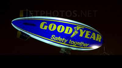 G-HLEL - American Blimp Corporation A60 - Goodyear
