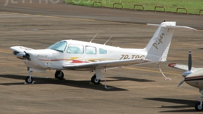 ZP-TRG - Piper PA-28RT-201 Arrow IV - Private