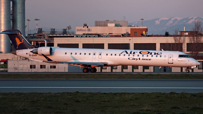 EI-DVP - Bombardier CRJ-900ER - Air One CityLiner