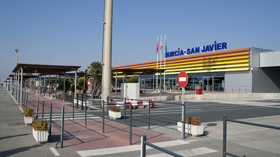 LELC - Airport - Terminal