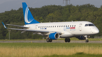 OH-LEI - Embraer 170-100STD - Finncomm Airlines