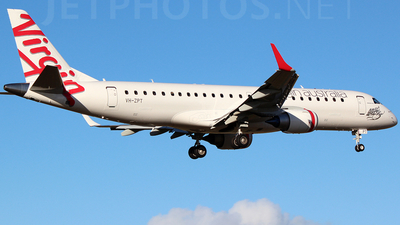VH-ZPT - Embraer 190-100IGW - Virgin Australia Airlines