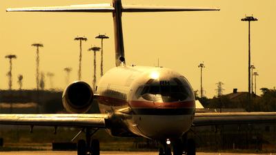 EI-CRH - McDonnell Douglas MD-83 - Meridiana