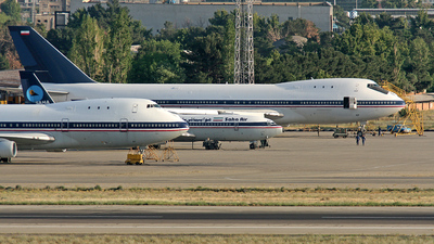 5-8103 - Boeing 747-131(SF) - Iran - Air Force