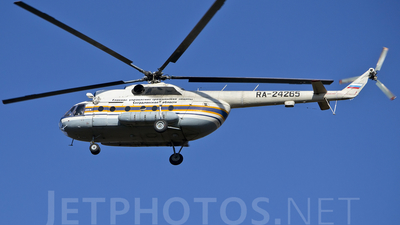 RA-24265 - Mil Mi-8 Hip - Russia - Ministry for Emergency Situations (MChS)