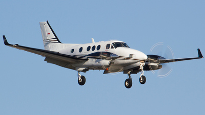 SP-CUD - Beechcraft C90GTi King Air - Private