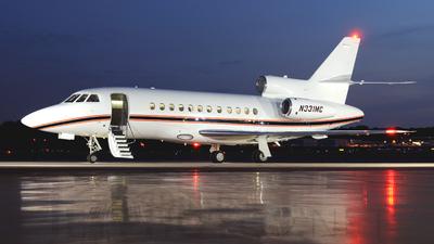 N331MC - Dassault Falcon 900EX - Private