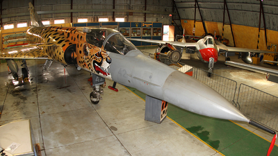342 - Atlas Cheetah C - South Africa - Air Force