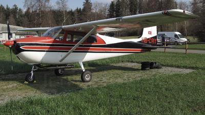 HB-CRY - Cessna 175 Skylark - Private