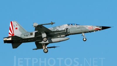 761574 - Northrop F-5N Tiger II - United States - US Navy (USN)