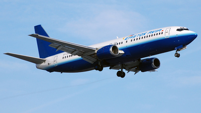EY-538 - Boeing 737-4Y0 - East Air