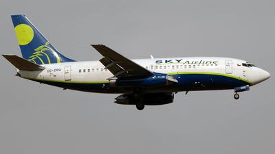 CC-CRQ - Boeing 737-230(Adv) - Sky Airline