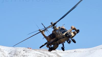 765 - Boeing AH-64D Saraf - Israel - Air Force