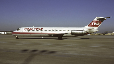 N981Z - McDonnell Douglas DC-9-31 - Trans World Airlines (TWA)