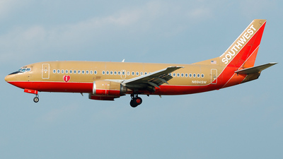 N694SW - Boeing 737-3T5 - Southwest Airlines