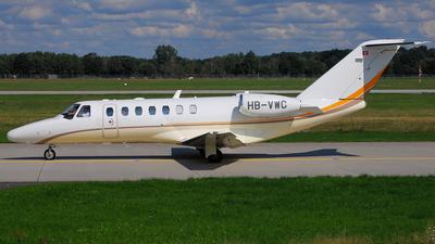 HB-VWC - Cessna 525B CitationJet 3 - Swiss Private Aviation