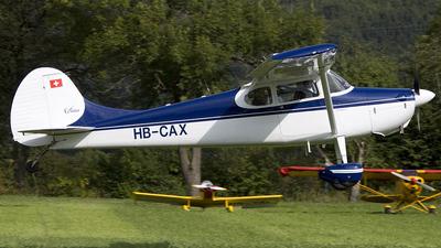 HB-CAX - Cessna 170A - Private