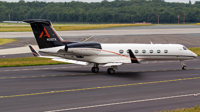 N310TK - Gulfstream G550 - Private