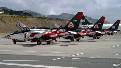 15250 - Dassault-Dornier Alpha Jet A - Portugal - Air Force
