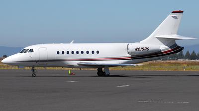N215QS - Dassault Falcon 2000 - NetJets Aviation